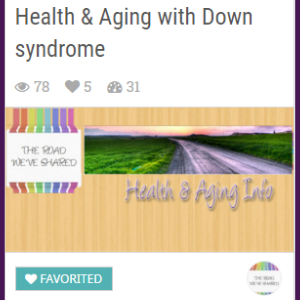 Health & Aging with Down syndrome